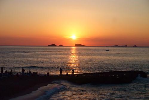 Sunset Ashram, Ibiza Beach Restaurant