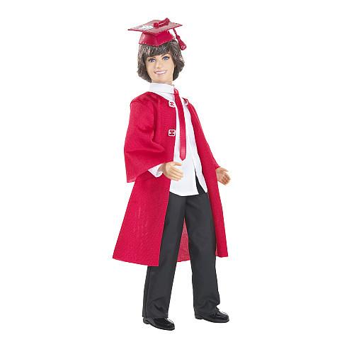 Disney High School Musical 3 Graduation Doll