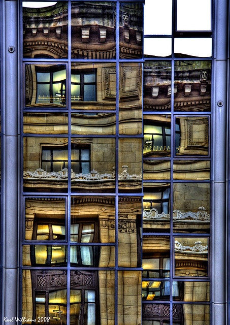 Reflections of Glasgow (1)
