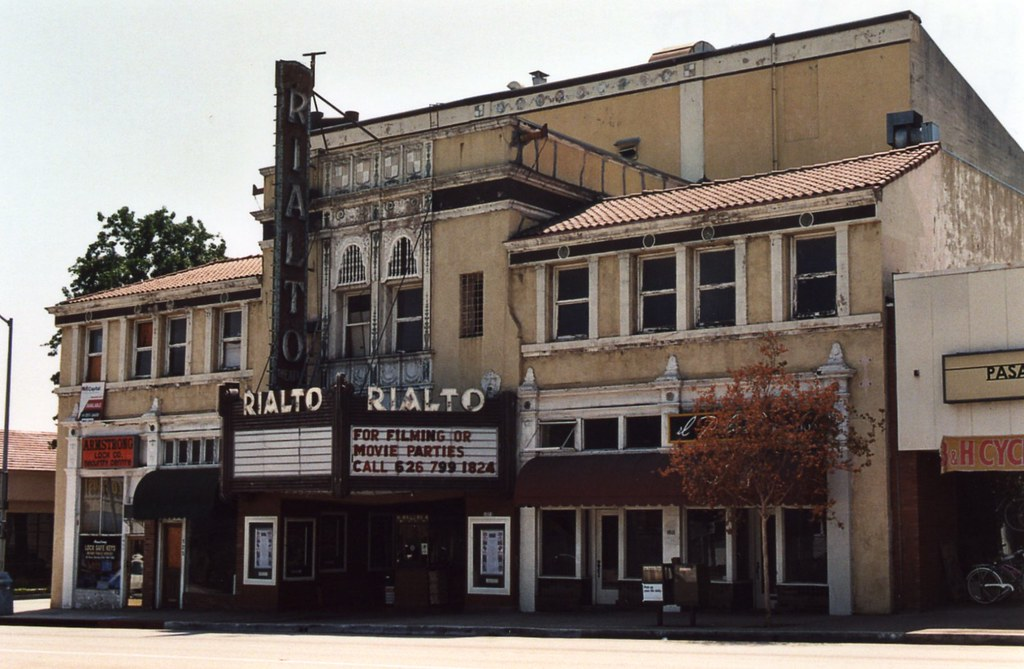 Rialto - South Pasadena, CA