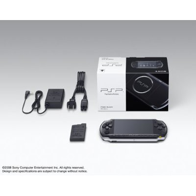 Psp 3000 Piano Black Psp 3000 Piano Black Bundle