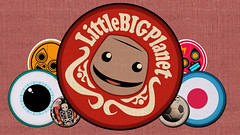 littlebigchallenge 005 Sackboy Patch Wallpaper