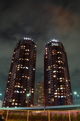 shiawase twin tower