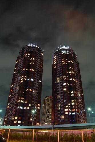 shiawase twin tower