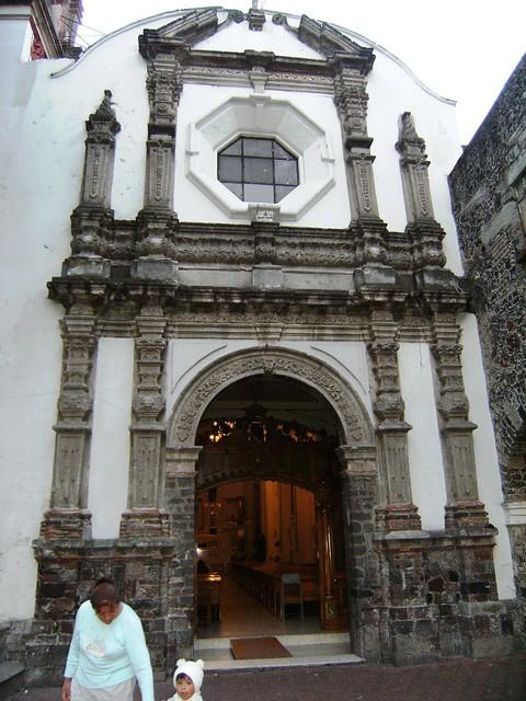 Ex Convento Y Parroquia De San Mat 237 As Ap 243 Stol Iztacalco