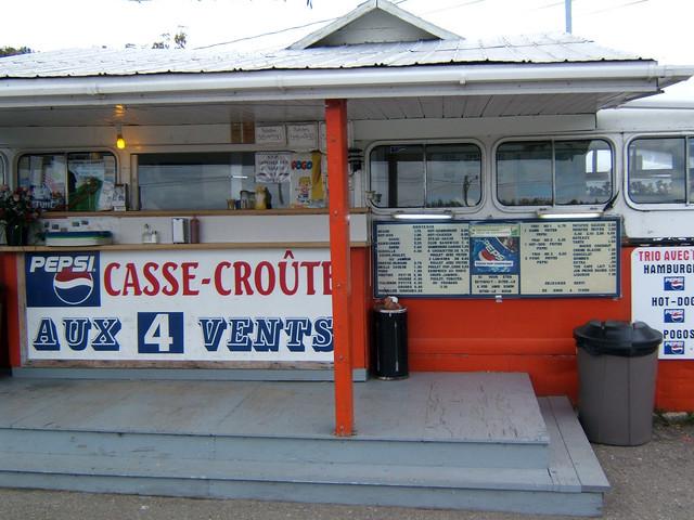 Casse-Croûte Aux 4 Vents