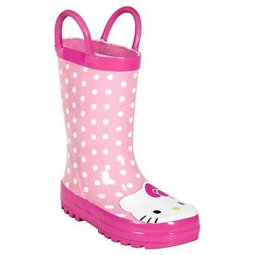 Creative Chooka Women39s Hello Kitty Rain Boot At ShoeMallcom  Free Shipping