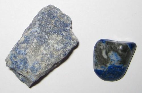 Lapis Lazuli in Chile