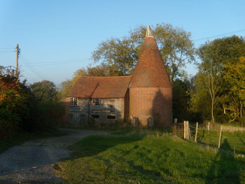 Oast House Cowden to Eridge
