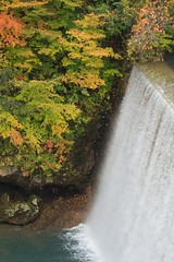 Waterfalls and Autumn