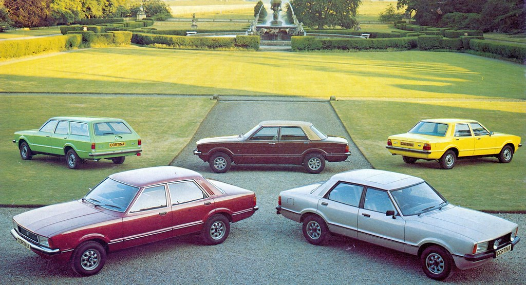 Image result for cortina mk4
