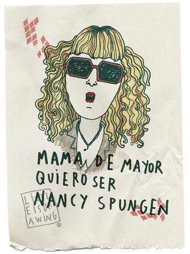 Nancy Spungen