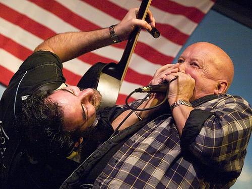 Dave Arcari  &  Ian Forker