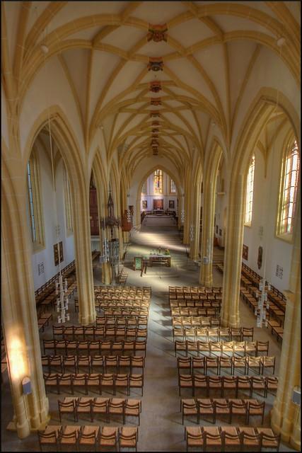 Stiftskirche, Herrenberg, Germany