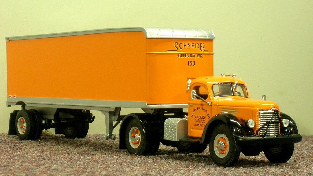 Toys For Trucks Green Bay : International kb tractor trail or th scale