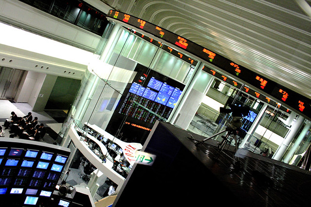 stock exchange 3
