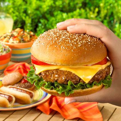Hamburger & Hot Do...