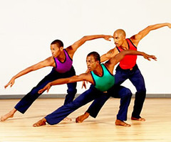 Dallas Black Dance Theatre @ Publick Playhouse
