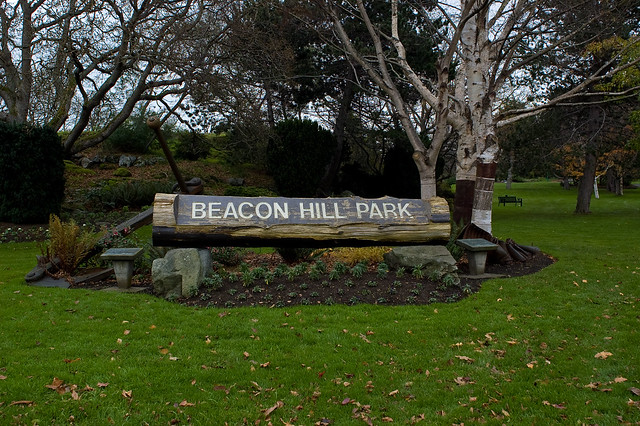 Beacon Hill Park, Victoria, BC