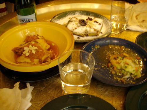 M s que modernas contempor neas al jaima la cocina del for Cocina del desierto madrid