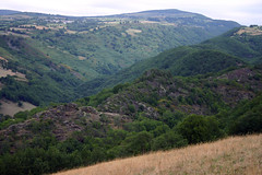 Aurelle Verlac - les vallées encaissées des Boraldes