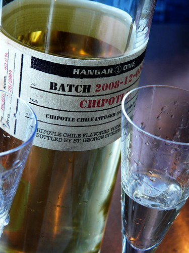 Chipotle Vodka