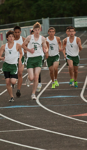 Sickles High School Track