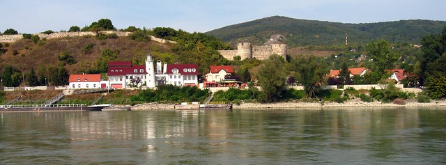 Along the Danube, outside Bratislava