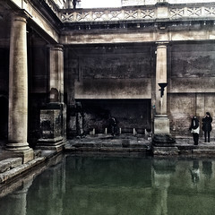 Roman Baths ,Bath