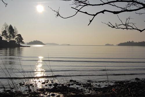 Morning in the archipelago (explored)