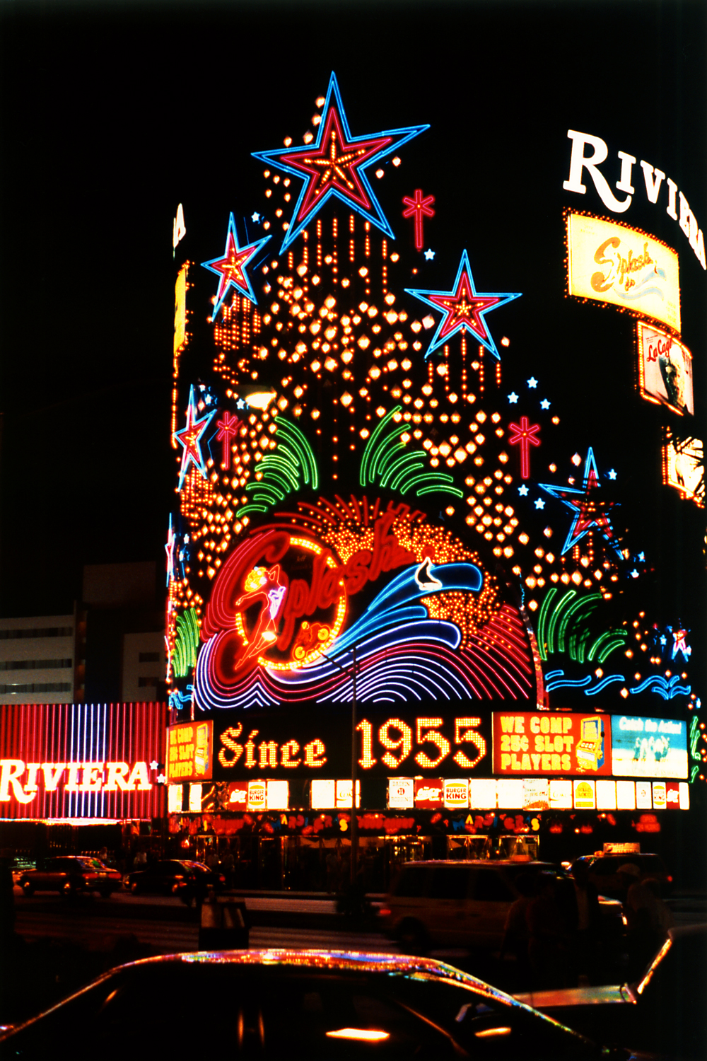 Riviera hotel sign las vegas flickr photo sharing for Riviera resort las vegas