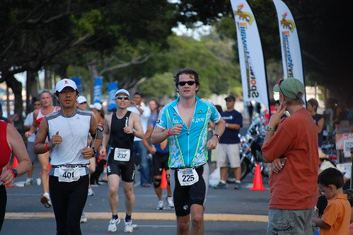 Honolulu Triathalon 2008