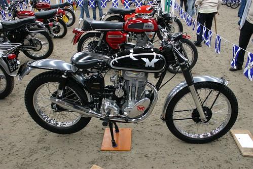 1961 Matchless G3 C 350 cc