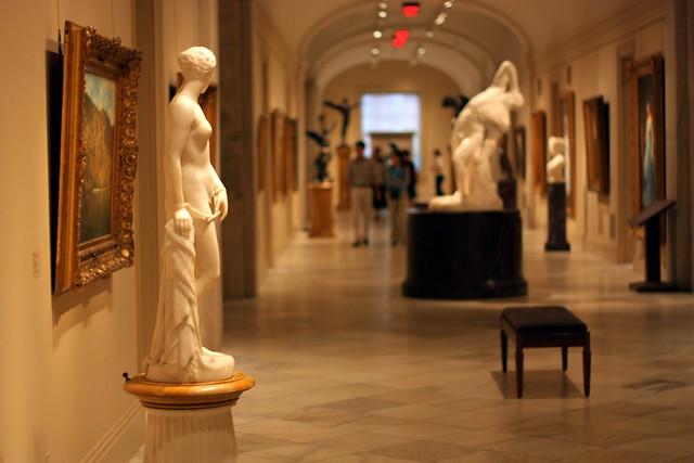 Inside The Smithsonian American Art Museum Flickr