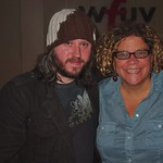 Badly Drawn Boy at WFUV with Rita Houston
