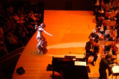 Amanda Palmer with Boston Pops by Chris Devers