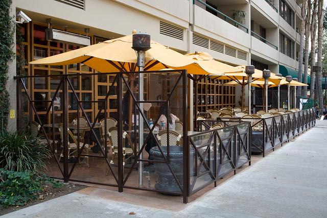 Panini Cafe Downtown La