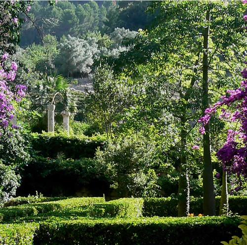 Alta mar un paseo por los jardines de alfabia jardines for Jardines alfabia