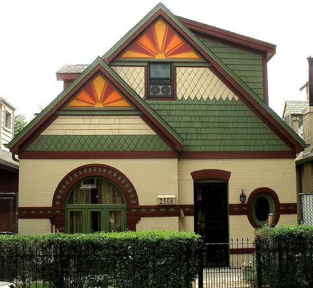 Spiffy House In Highland Neighborhood Of