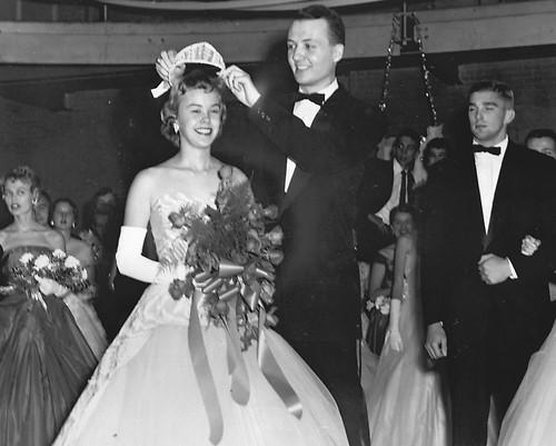 Homecoming Queen, 1956