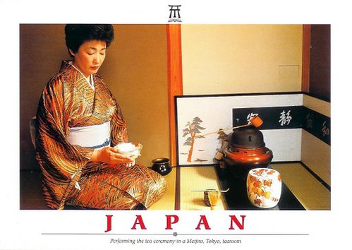 Japan ~ Tea Ceremony