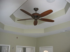 daylighting, room, molding, ceiling fan, ceiling,
