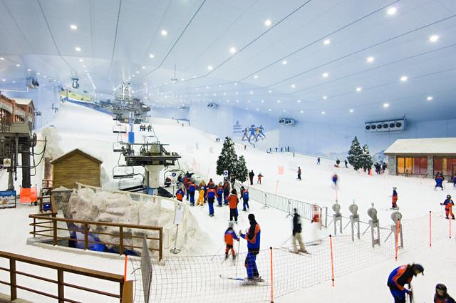 emirates mall ski - photo #5