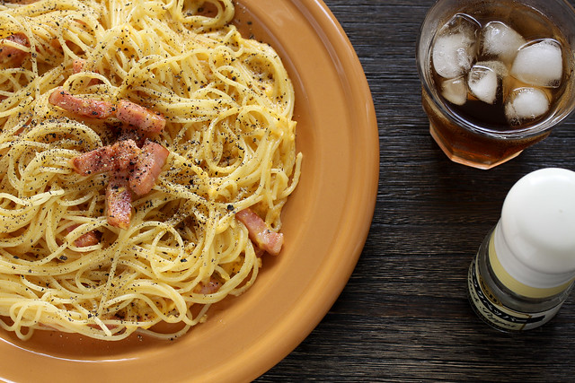 Pasta - Carbonara
