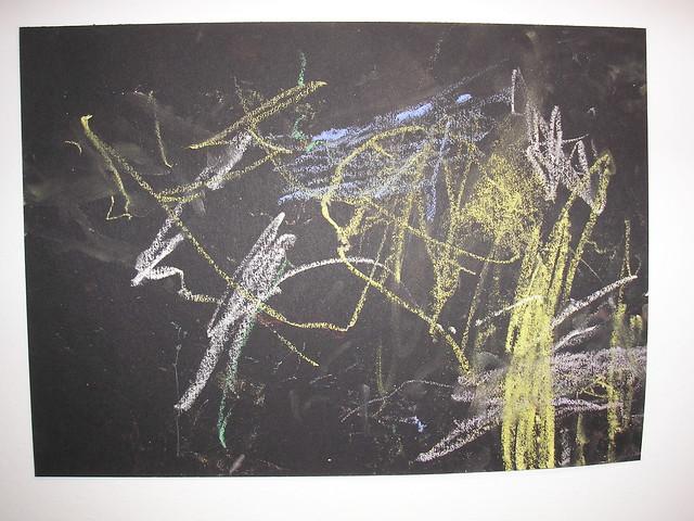 Chalk drawing  art  Britannicacom