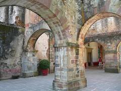 Mexico DF - Arcos conventuales