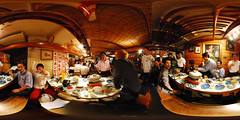 Panorama photographers' party in Tokyo