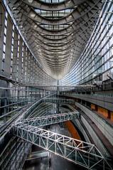 Lines - Tokyo International Forum
