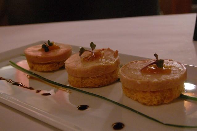 foie gras torchon delicious by stu spivack flickr. Black Bedroom Furniture Sets. Home Design Ideas