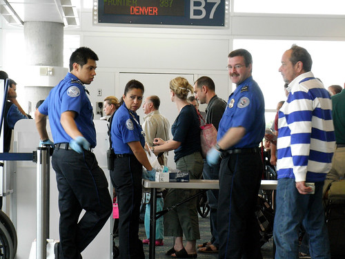 Image result for airport tsa